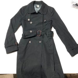 Jcrew trench coat